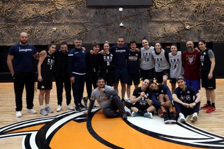 Çukurova Basketbol, Ankara deplasmanına hazır