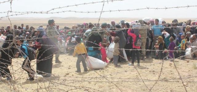 Dünyanın en büyük mülteci nüfusu Türkiye'de