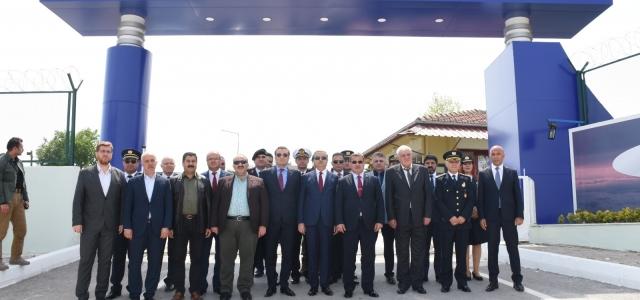 Emniyet Genel Müdürü, Mersin'de Bir Dizi Ziyaret Gerçekleştirdi.