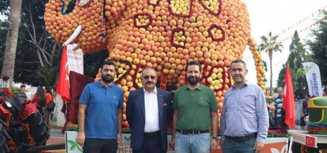 Hasan Arslan; Mersin Festivaller şehri olmaya aday