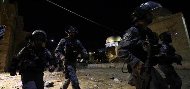 İsrail'den Mescid-i Aksa'ya Hain Saldırı! Son Dakika!