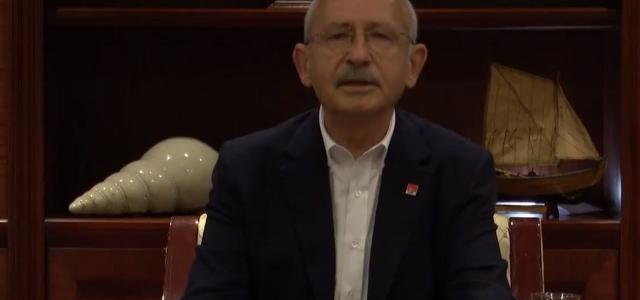 """Kılıçdaroğlu: """"Bu ülkenin namuslu evlatları. Vaktimiz hızla daralıyor."""""""