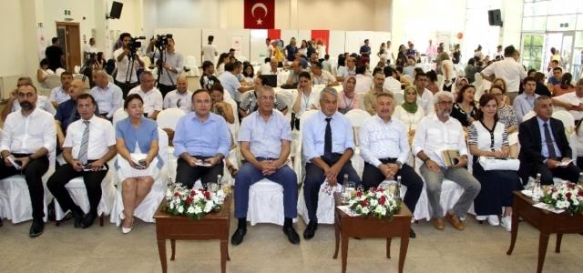 Mersin'de 'Kadın Kooperatifçiliğinin Güçlendirilmesi Çalıştayı sona erdi.