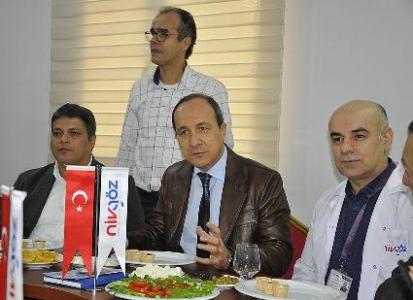 ..Mersin'in yeni göz hastanesi Nivgöz Hizmette