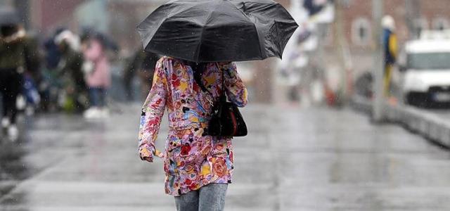 Meteorolojiden 7 İl İçin Sağanak Yağış Uyarısı