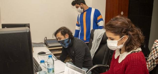 Pandemiye İnat Radyoda Sanat