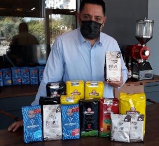 """""""PİRAYE TÜRK KAHVESİ ve NUMERİCA COFFEE"""" Kahvenin Mersin'den Yükselen İki Dünya Markası"""