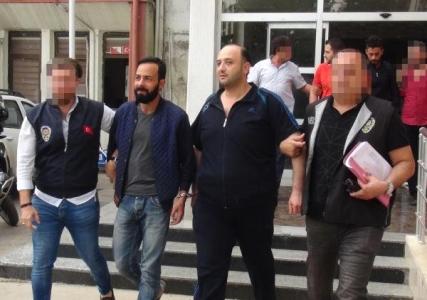 Suriyeliyi Rehin Alan Suriyeliler Tutuklandı.