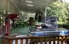 Mersin'de çocuk oyun parkuru ölüm getirdi.