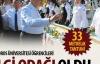 Toros'lu Öğrencilerden 33 Metrelik Tantuni