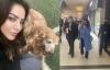 Ünlü oyuncu Özlem Balcı Köpeğine Koruma Tuttu!