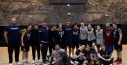 Çukurova Basketbol, Ankara deplasmanına...