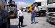 Türkiye'nin ilk kara limanı Mersin'de...