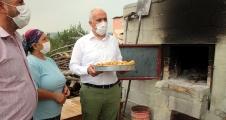 Asırlık Girit ekmeği Akdeniz'de yaşatılıyor