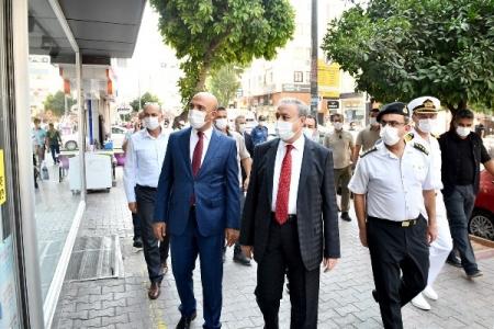 VALİ SU MERSİN'LİLERİ UYARDI